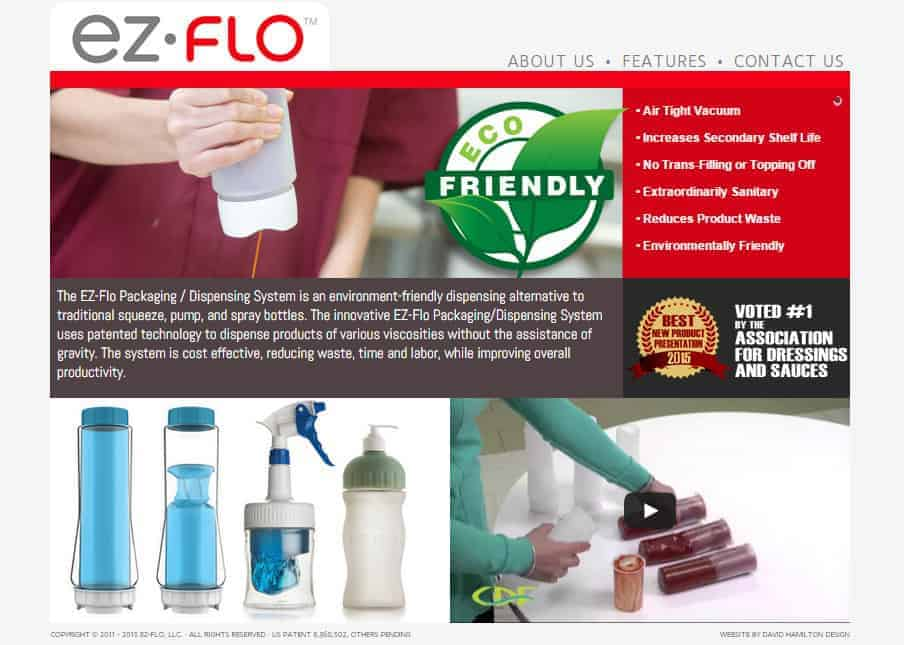 EZ-Flo Dispenser