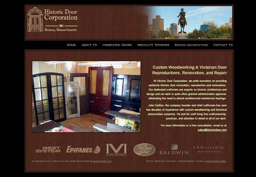 Historic Door Corporation