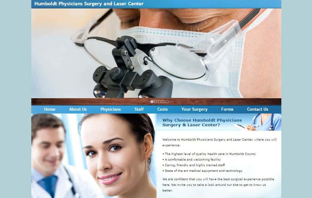 Humboldt Physicians Surgery and Laser Care Center
