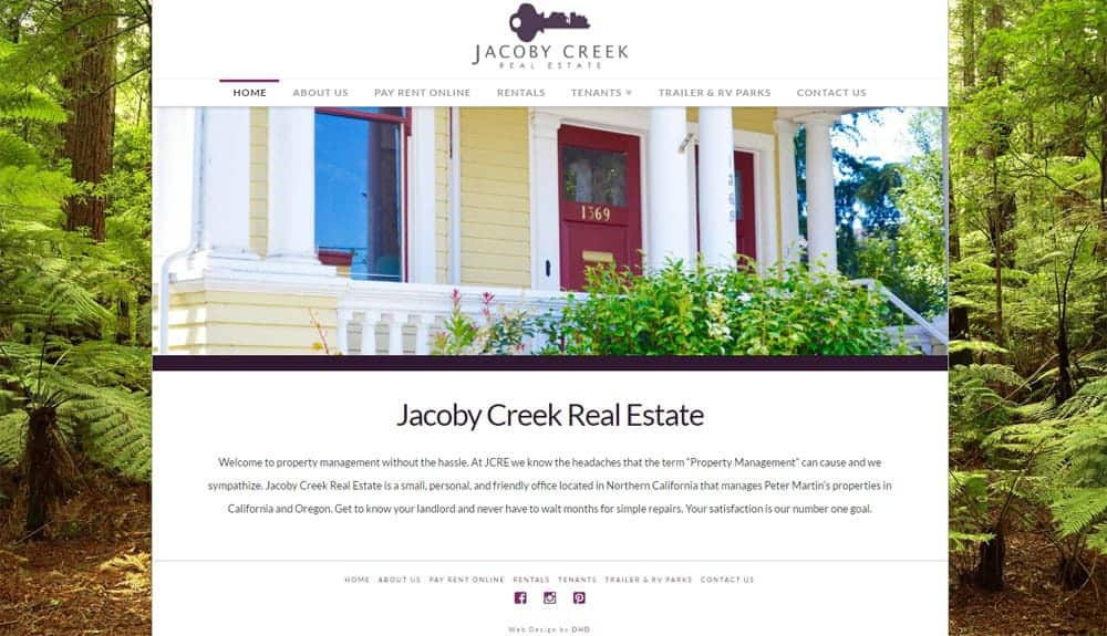Jacoby Creek Real Estate
