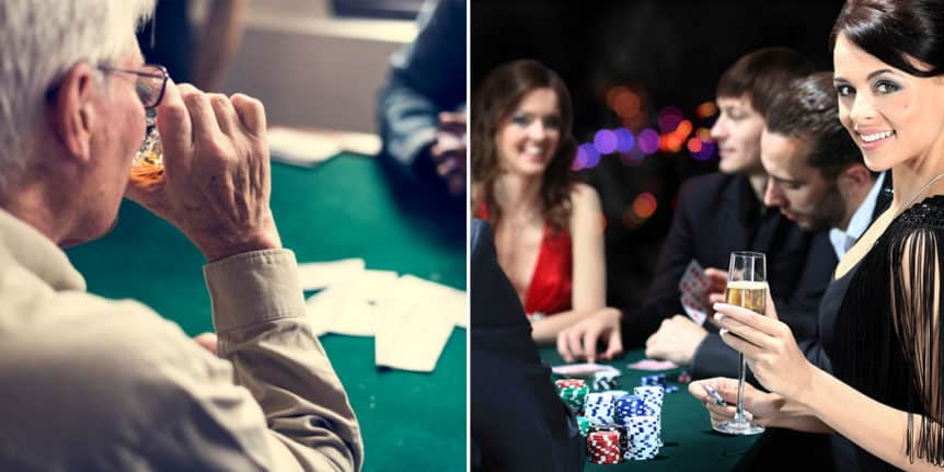 Casino Marketing Image Versus Reality
